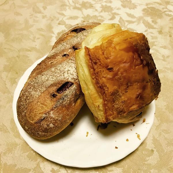 フランスパン系とサンドイッチが美味しいお店です