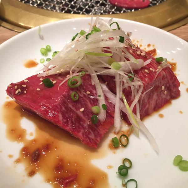 ⚫︎数量限定 厚切り肉上ハラミ ¥2592