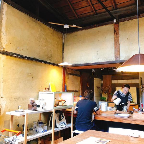 すごく古い日本家屋