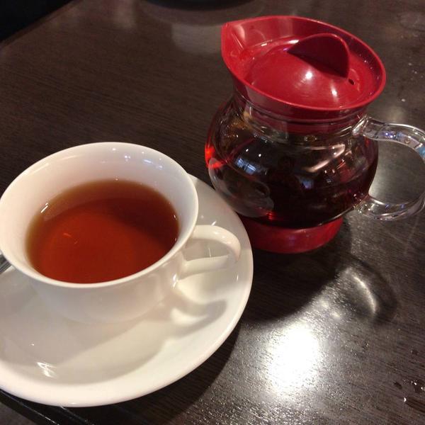 オーソドックスで落ち着く紅茶