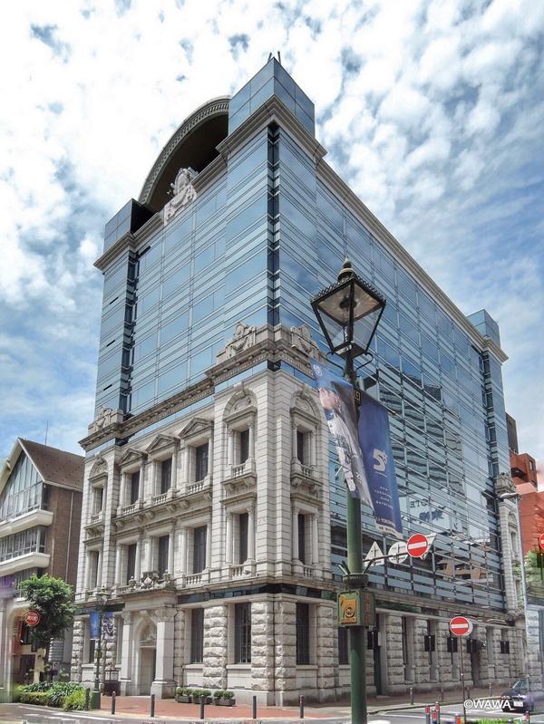 旧川崎銀行横浜支店