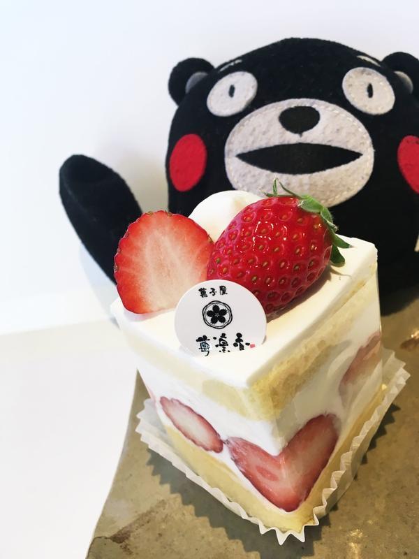 苺のショートケーキだモン☆