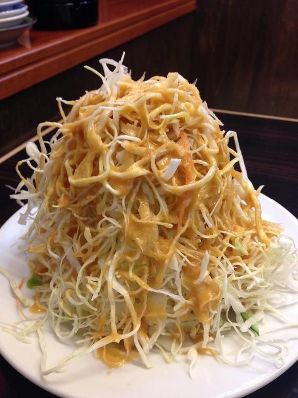 ●牛坊サラダ(小)