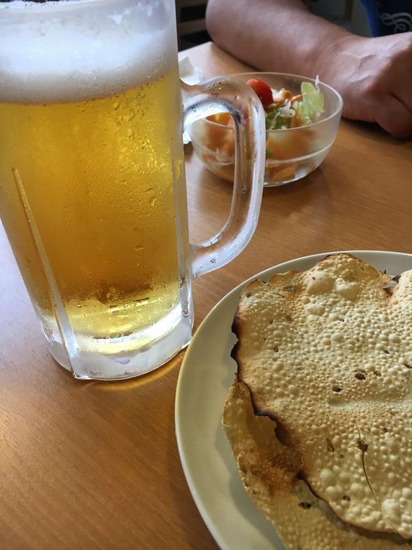 ランチビール390円!