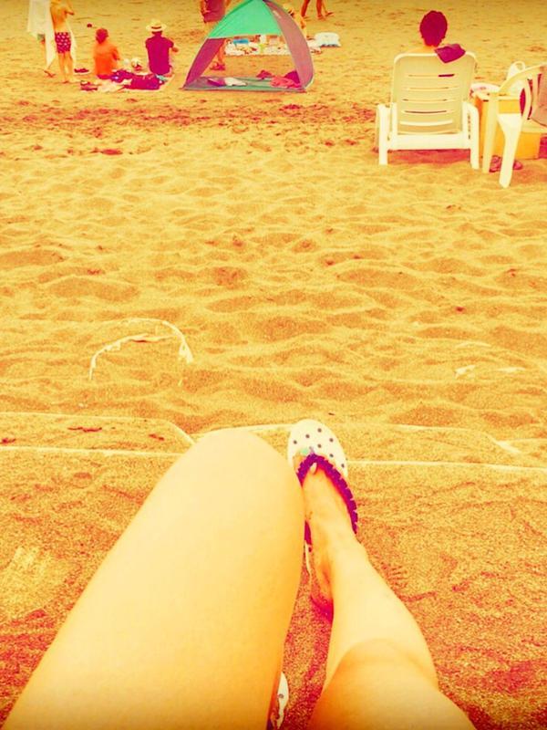 まるで、、プライベートビーチ
