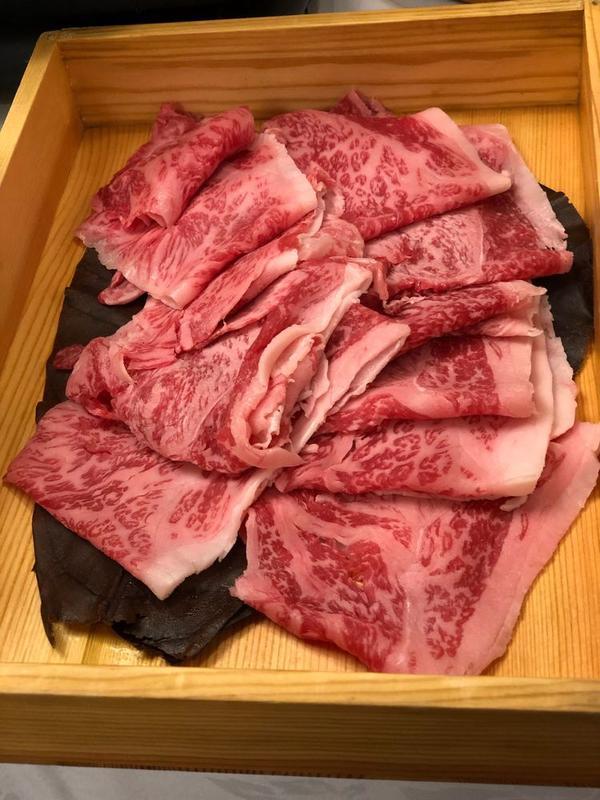 和牛づくしコース しゃぶしゃぶ すきやき ステーキ