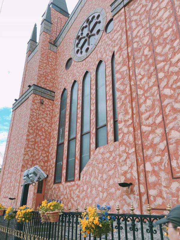 宮の森フランセス教会