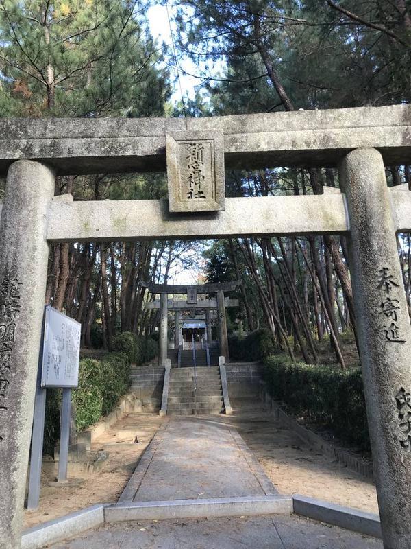 新宮神社鳥居