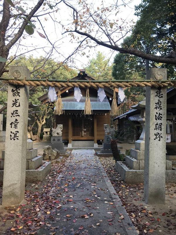 新宮神社拝殿