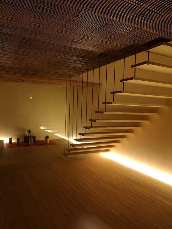 藤屋 階段