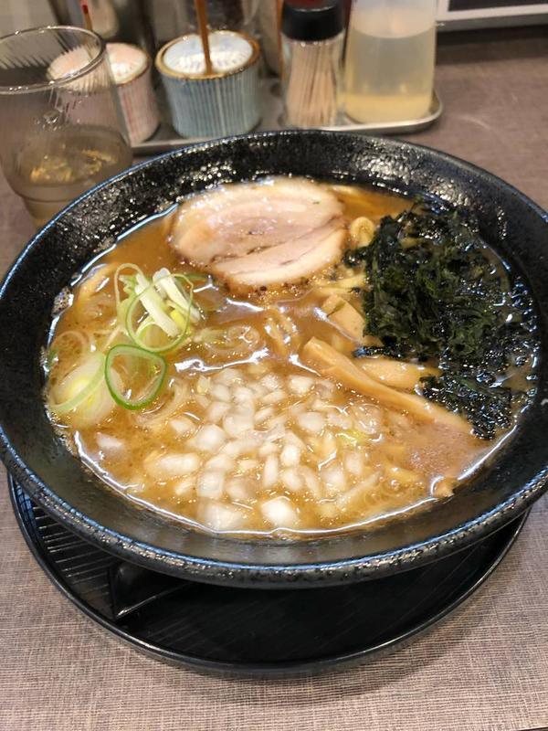 中華そば(太麺)