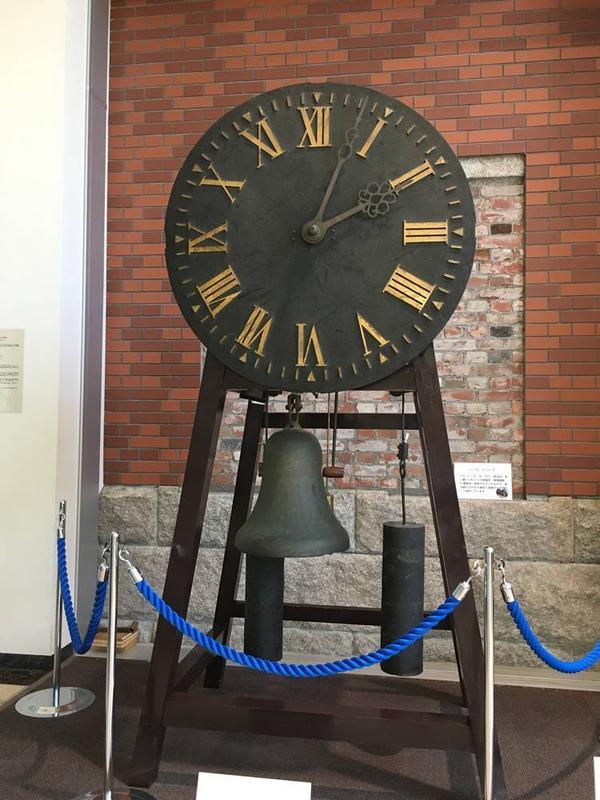 大きなからくり時計