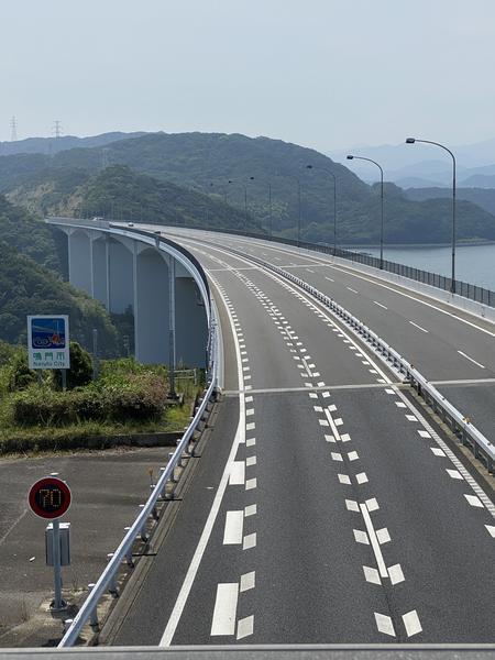 歩道橋から撮影📸