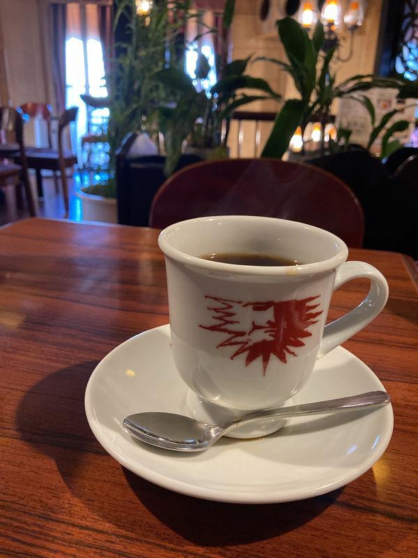ブレンドコーヒー(450円)