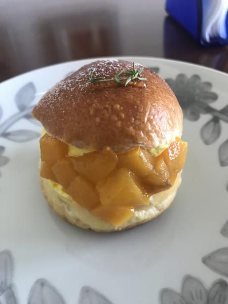 パッションフルーツとマンゴー