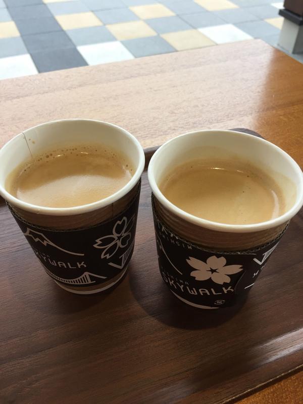スカイウォークコーヒー