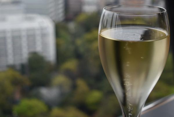 シャンパン(ヴーヴクリコ)