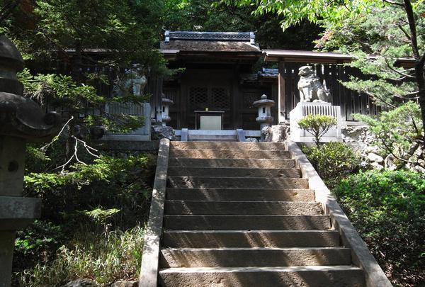 篠が谷神社