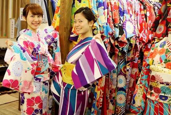 京都きものレンタルwargo 祇園四条店