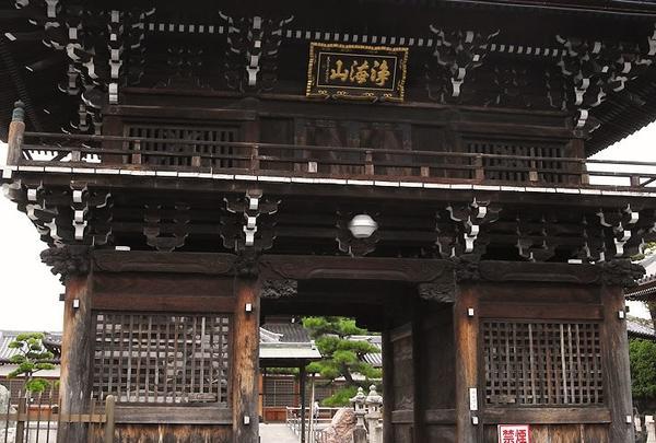 観音寺(荒子観音)