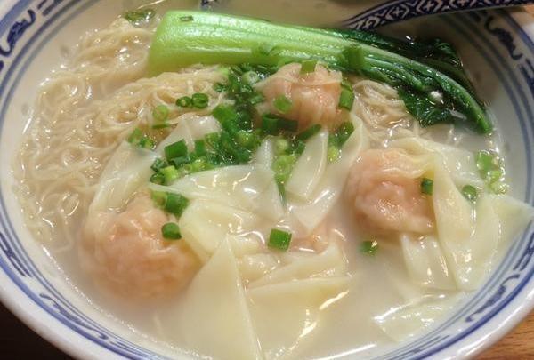 【ランチorディナー】香港麺新記