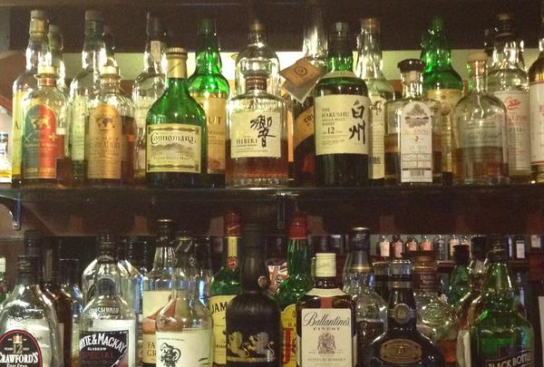 ジャパニーズ・ウイスキーも