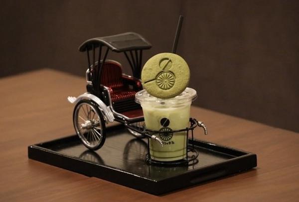 Rickshaw cafe リキシャカフェ