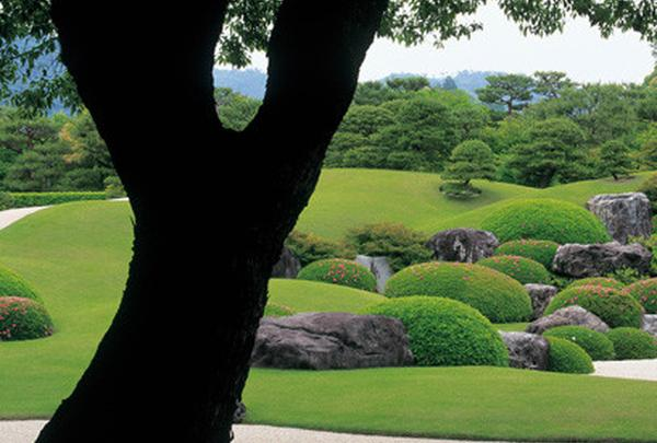 足立美術館 (Adachi Museum of Art)