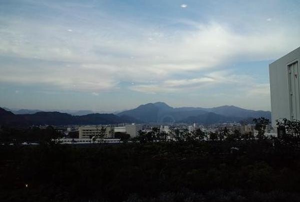 セノバ展望台!!ごはん時がガラガラです!