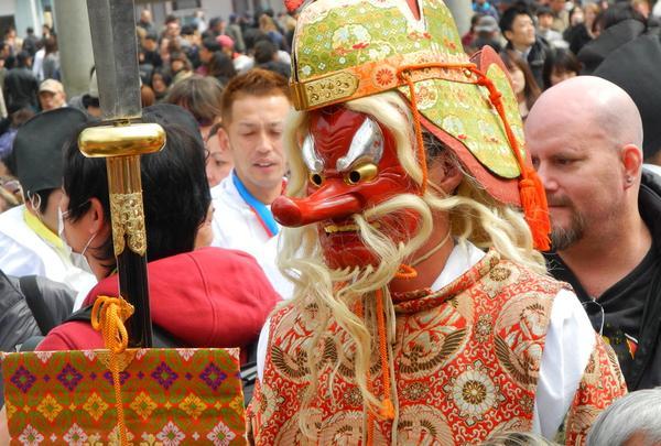 天下の奇祭 豊年祭