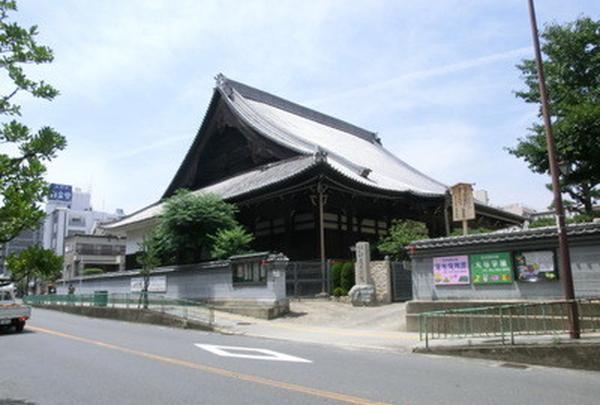 東本願寺茨木別院