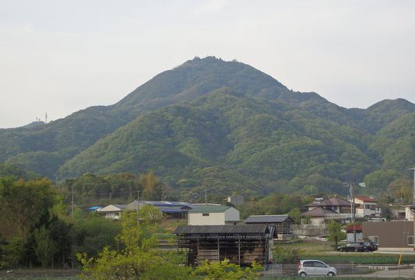 先山(愛称:淡路富士)
