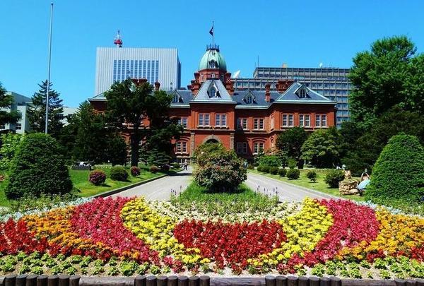 北海道庁 赤れんが庁舎