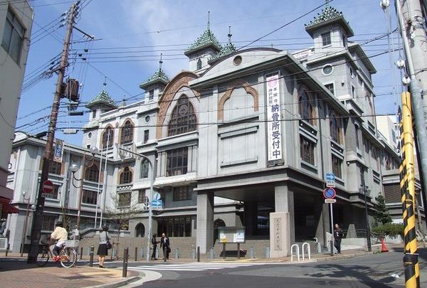 本願寺神戸別院(モダン寺)