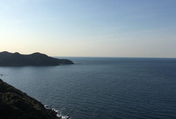 異国の見える丘展望台