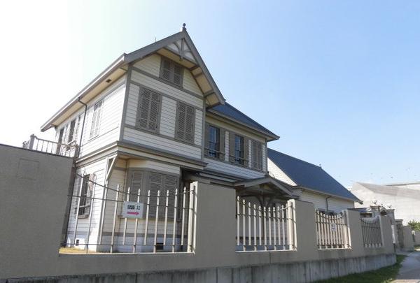 旧武藤家別邸洋館