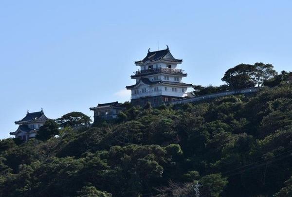 平戸城 Hirado-jō