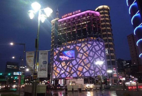 LOTTE FITIN 東大門店