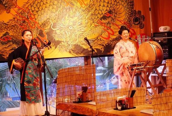 沖縄 国際通り 民謡居酒屋 地酒横丁 沖縄料理