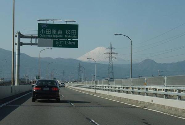 小田原厚木道路