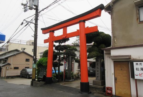 松尾稲荷神社