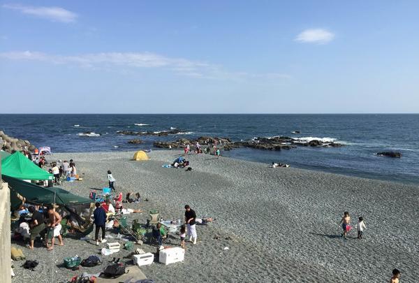 照ヶ崎海岸