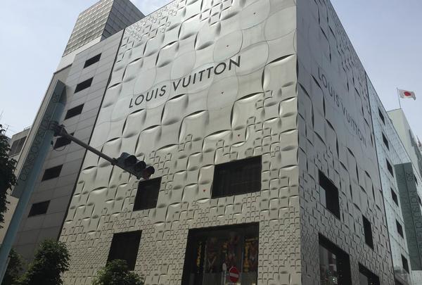 Louis Vuitton Matsuya Ginza