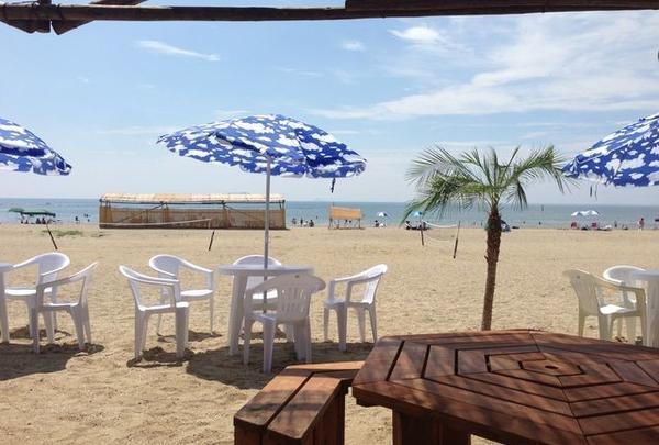 有明浜海水浴場