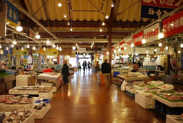 海鮮市場かろいち