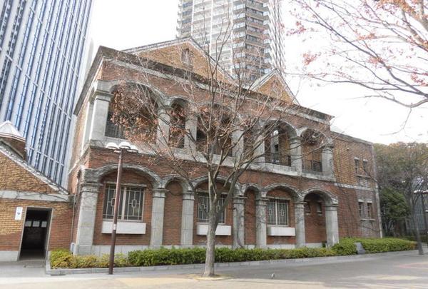 神戸旧居留地VILLA BLANCHE