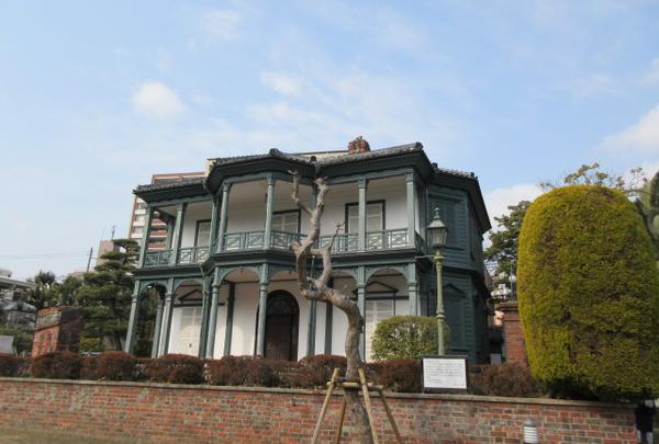 旧ハッサム住宅