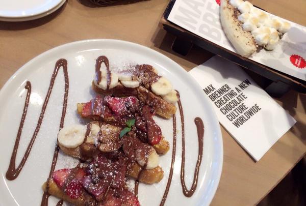 [閉店]MAX BRENNER CHOCOLATE BAR 表参道ヒルズ店(マックスブレナー チョコレートバー)の写真・動画_image_209745