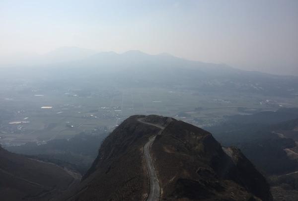 ラピュタの道の紹介でよく見る景色