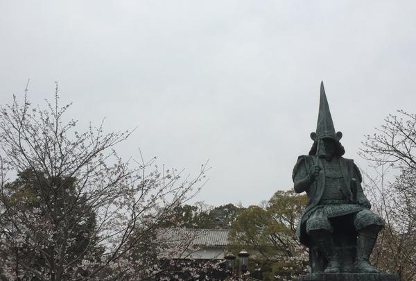 桜の馬場城彩苑